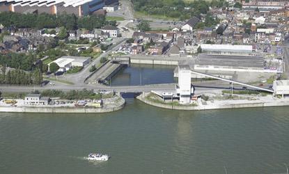 Visite des ports port autonome de li ge belgique - 6 route du bassin n 1 port de gennevilliers ...